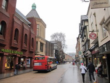 Exeter High Street, Devon © Oast House Archive